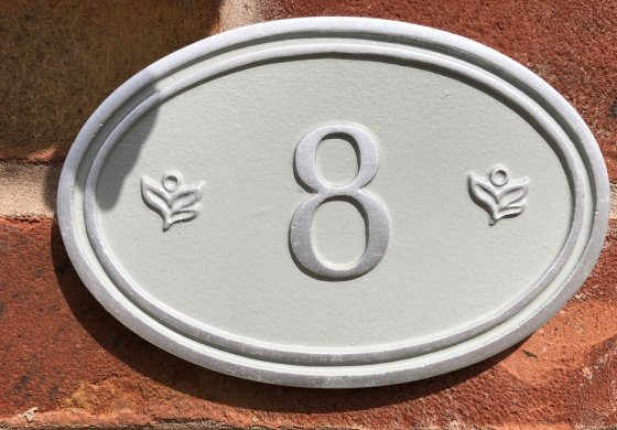 John Earlam Close Exterior door number
