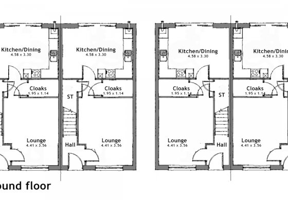 John Earlam ground indicative floor plan