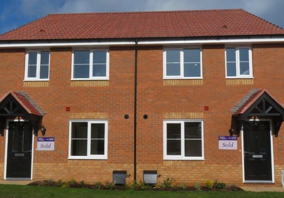 taylor Wimpey 3 bed Lily Hay Shrewsbury